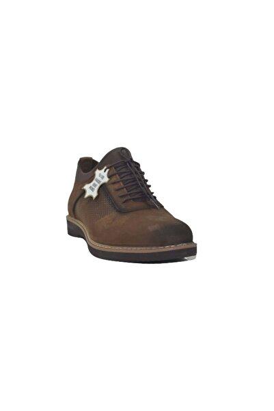 Nobel Erkek Kahverengi Ayakkabı