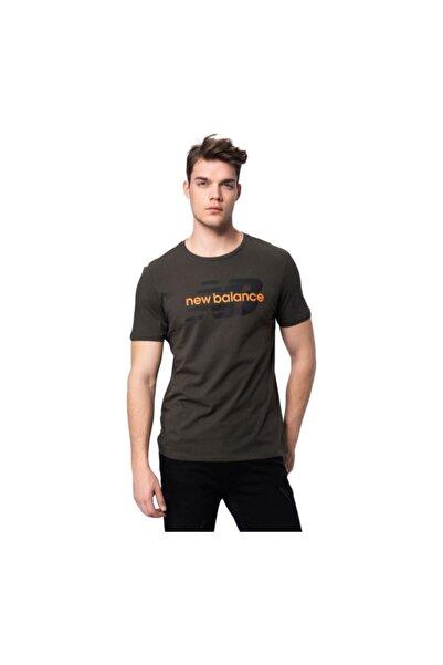 New Balance Mtt910 Short-sleeve Erkek Tişört