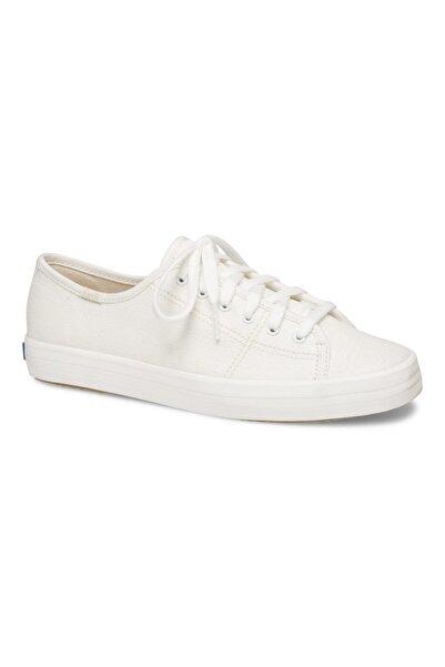 Keds Kadın Bej Kıckstart Irıdescent Sneaker
