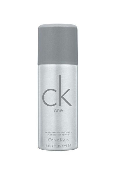 Calvin Klein One 150 ml Erkek Deodorant 3614225971518