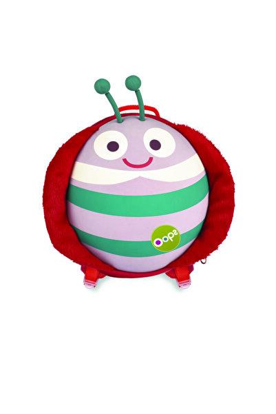 OOPS Oval Sırt Çantası Sevimli Uğur Böceği