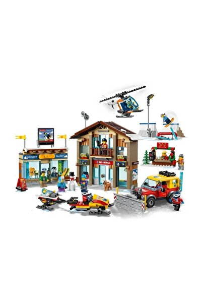 LEGO City Kasaba Kayak Merkezi 60203