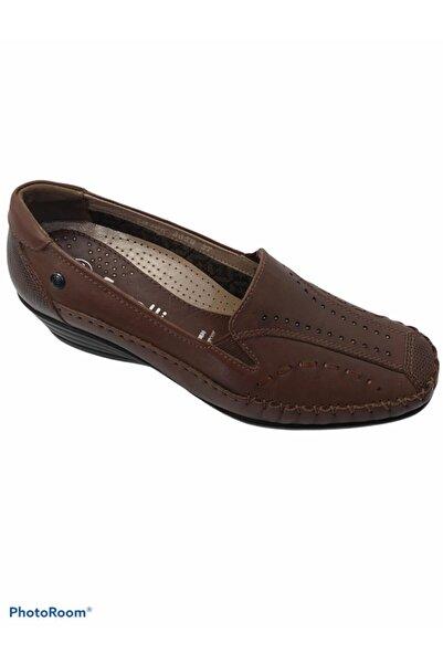 Forelli Kadın Kahverengi Ayakkabı