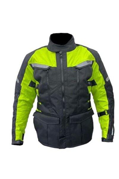 Prosev 7150 Neon Motosiklet Uzun Mont