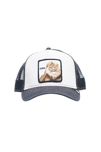 Goorin Bros Unisex Beyaz Desenli Şapka