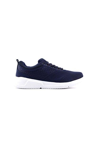 Kinetix Unisex Lacivert Spor Ayakkabısı