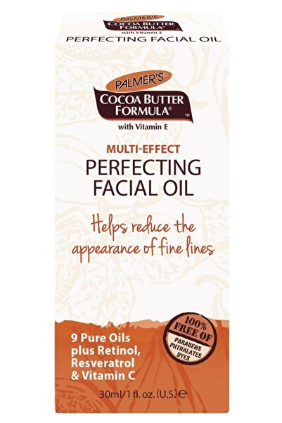 PALMER'S Cocoa Butter Formula Perfecting Facial 30 Ml, Cilt Bakım Yağ
