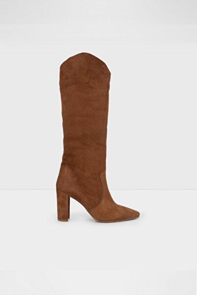 Aldo Kadın Taba Topuklu Çizme