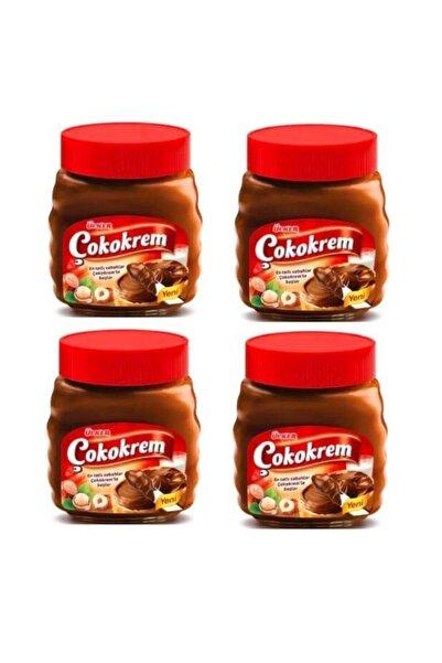 Ülker Çokokrem Kakaolu Fındık Ezmesi Cam Kavanoz 4 X 350 gr