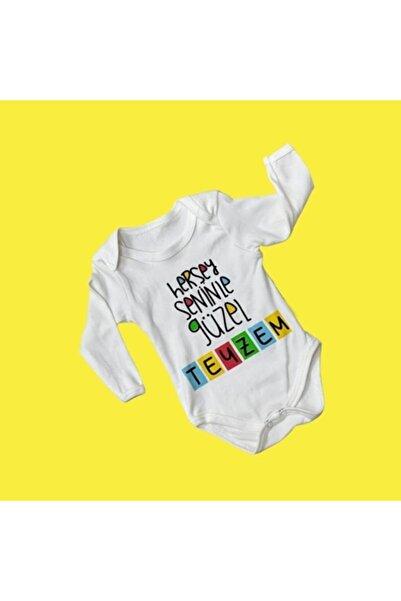 Elif Bebe Bebek Beyaz Badi