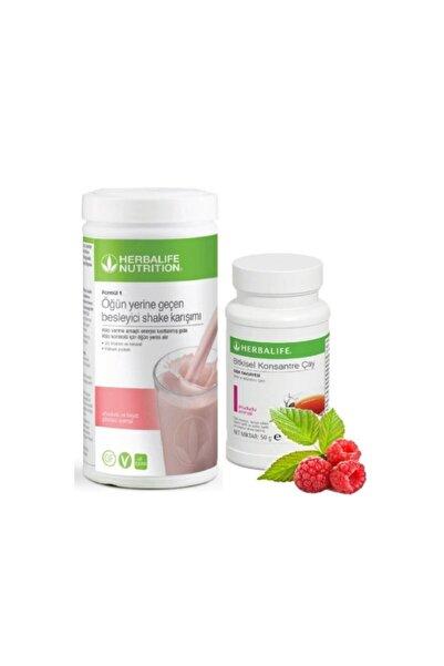 Herbalife 1 Adet Ahududulu Shake ve Çay 50 gr 1 Adet