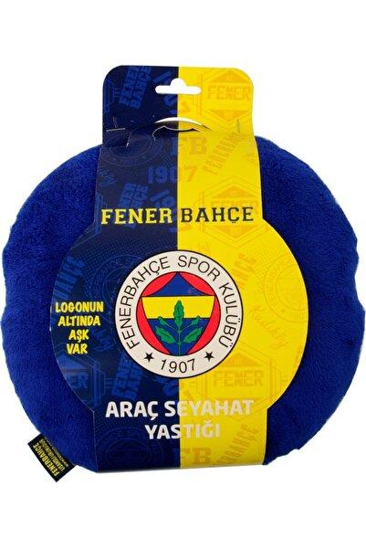Fenerium Fenerbahçe Orjinal Lisanslı Araç Seyahat Yastığı