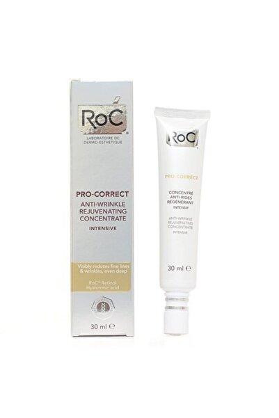 Roc Pro-correct Anti-wrinkle Rejuvenating Concentrate Intensive Cream 30 Ml