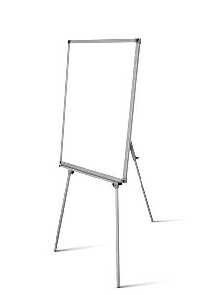 SECRON 40x55 Cm Ayarlanabilir Ayaklı Laminat Beyaz Yazı Tahtası 40x55 Cm