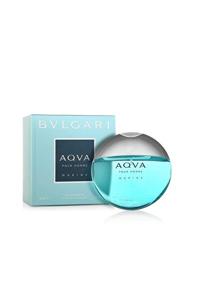 Bvlgari Aqva Marine Edt 50 ml Erkek Parfüm 783320913020