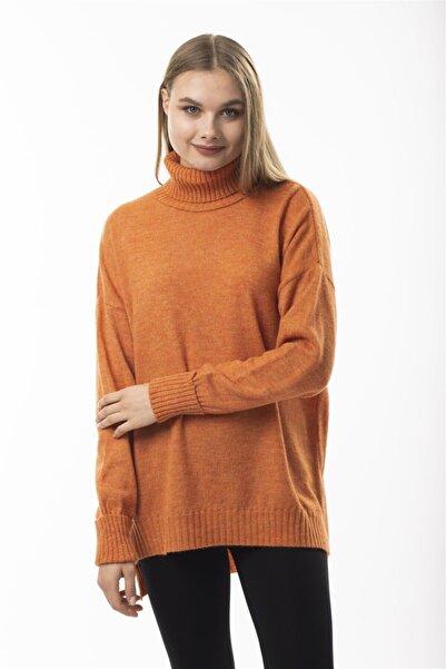 STAMINA 2f103 Triko Bluz-oranj