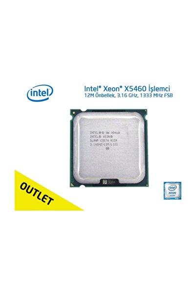 Intel Xeon X5460 (12m Cache, 3.16 Ghz, 1333 Mhz Fsb) Lga771 Işlemci (outlet Tray)