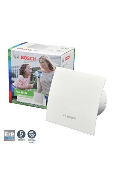 Bosch F1500 W 125 Sessiz Plastik Banyo Aspiratörü-fanı 175 M3h