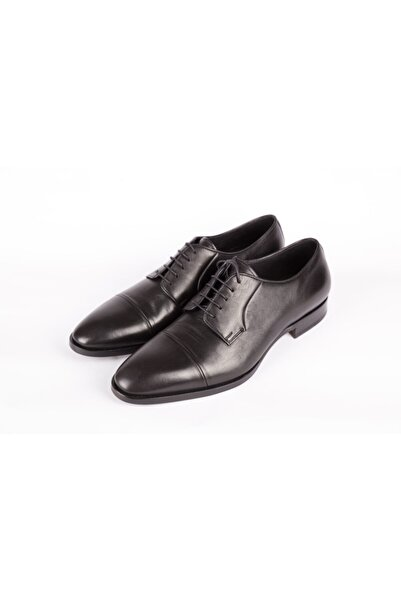 Ralph Lauren Erkek Siyah Klasik Ayakkabı