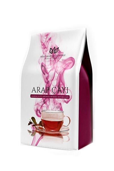 Arap Makyaj Dünyası Amberçiçeği Aromalı Bitkisel Arap Çayı