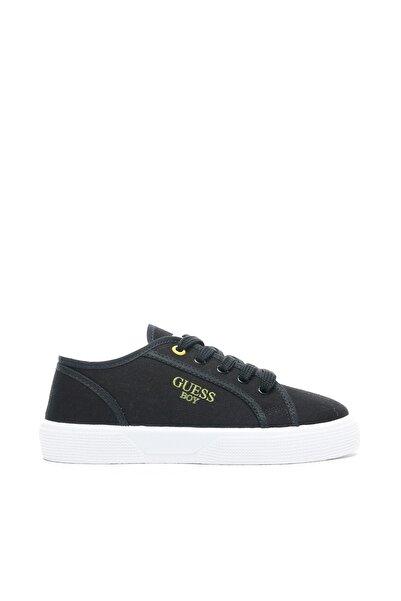 Guess Piumo Çocuk Siyah Günlük Ayakkabı FI7PIO-S