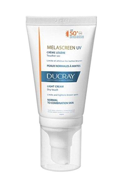 Ducray Melascreen Uv Light Cream 40 ml Spf50+ | Leke Karşıtı Güneş Koruyucu