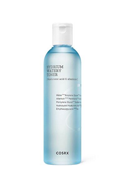 Cosrx Hydrium Watery Toner 280ml - Nemlendirici Hyalüronik Asit Toniği