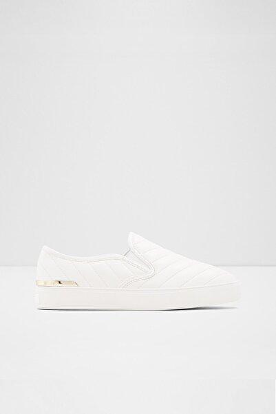 Aldo Kadın Beyaz Chevron Sneaker