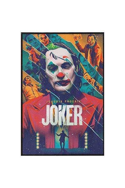 Onigi Tasarım Joker Poster Tablo