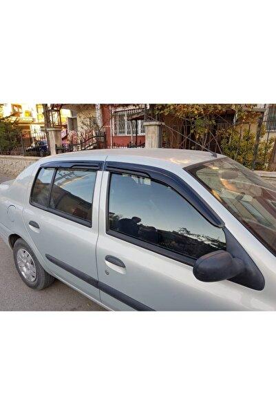 Point Renault Clio 2 Hb Mügen Cam Rüzgarlığı 1999-2008 Arası 4 Lü Set