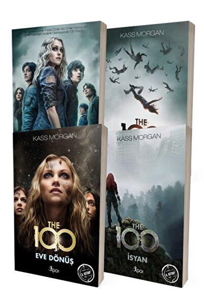 Go Kitap The 100 Kitap Seti (4 Kitap)
