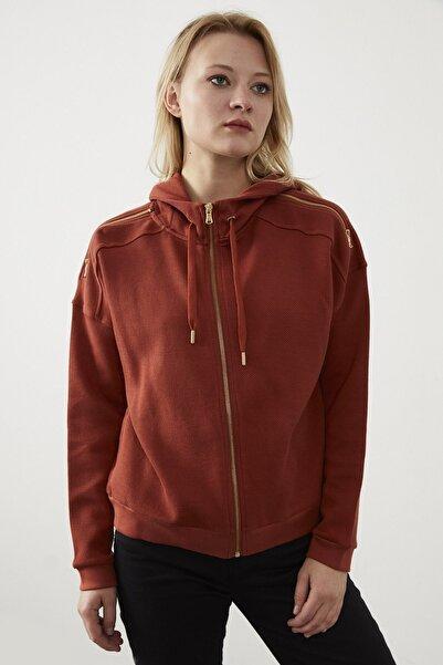 VENA Kadın Kiremit Camıla Ceket