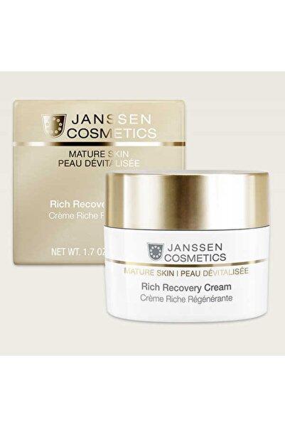 Janssen Cosmetics Mature Rich Recovery Cream 50 ml