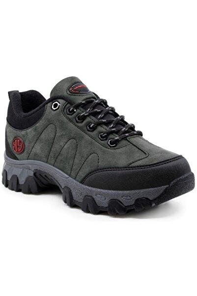 Khayt Erkek Haki Adventureus Su Ve Soğuk Dayanıklı Memory Rahat Taban Ayakkabı Bot