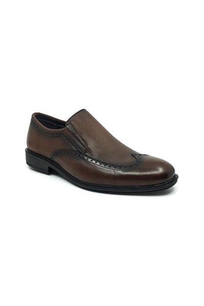 Taşpınar Erkek Kahverengi Klasik  Ayakkabı