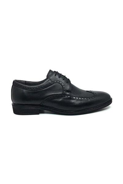 Taşpınar Erkek Siyah Klasik Ayakkabı