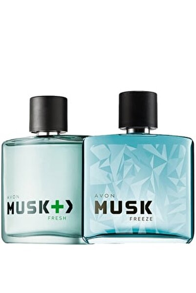 Musk Fresh Ve Musk Freeze Erkek Parfüm Paketi