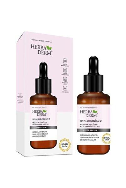 Herbaderm Superserum Hyaluronık 3d 30 ml