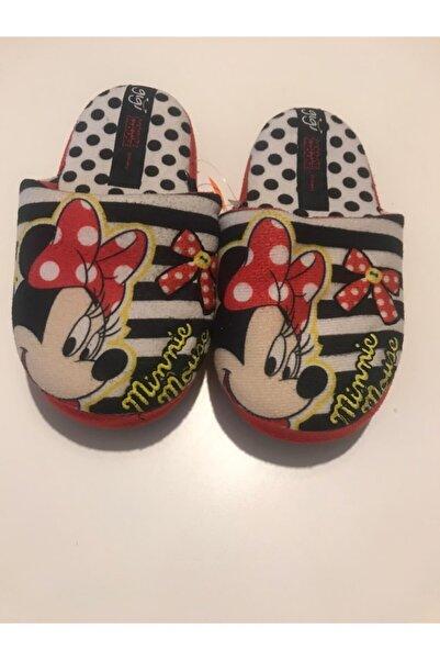 Hakan Çanta Kız Çocuk Kırmızı Minnie Mouse Terlik