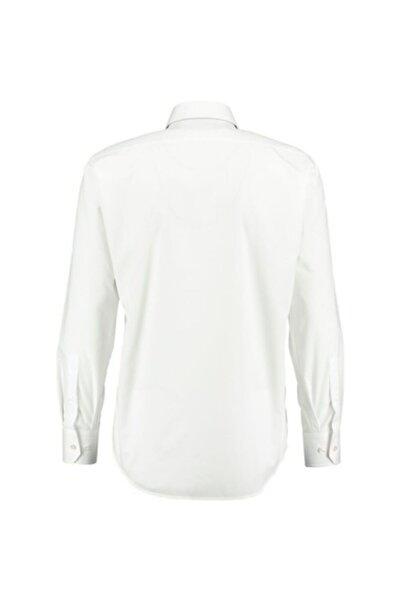 CCS Sarar Css Sarar Frank Klasik Kesim Gömlek Beyaz