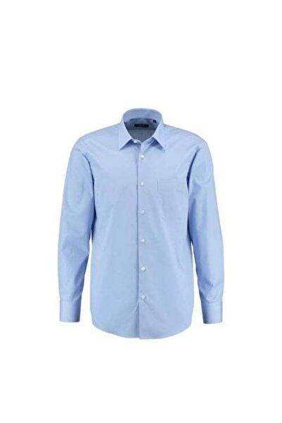 CCS Sarar Frank Klasik Kesim Gömlek Koyu.mavi