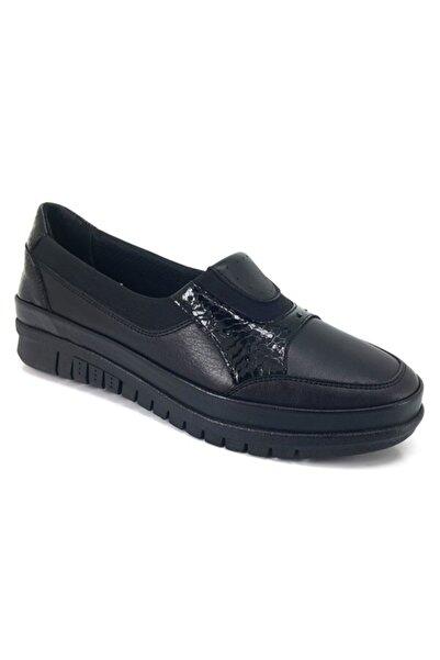 KİNG PAOLO Kadın Siyah Günlük Ayakkabı 6661