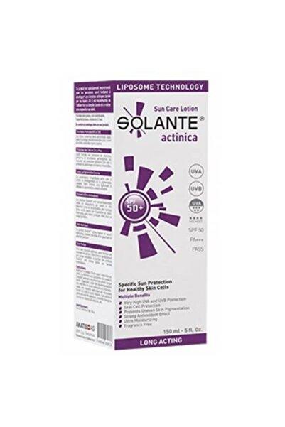 Solante Actinica Spf50 150 ml