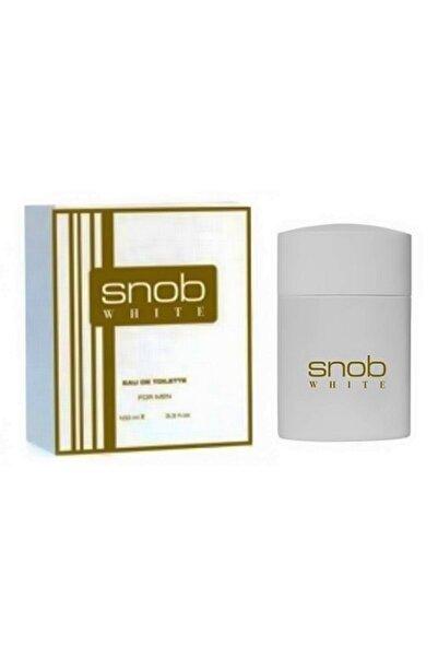 Snob White Edt 100 ml Erkek Parfüm 8690644015618