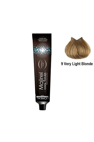 L'oreal Professionnel Majirel Cool Cover Cc 9 Very Light Blonde 50 ml
