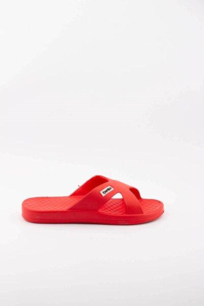 Akınal Bella Kırmızı Kadın Terlik E140.Z.000