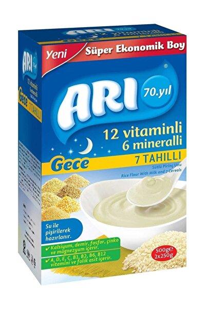 ARI Mama 500 Gr Gece Sütlü 7 Tahıllı Pirinç Unu