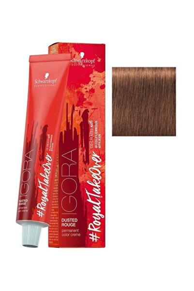 SCHWARZKOPF HAIR MASCARA Igora Royal Dusted Rouge 7-764 Kumral Bakır Çikolata Bej