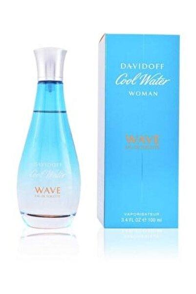 Cool Water Wave Edt 100 ml Kadın Parfüm 3614224498092