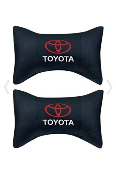 MOPS Toyota Corolla 1998-2002 Lüks Deri Boyun Yastığı